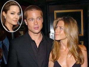 Jennifer Aniston And Brad Pitt 2013 Clase de españ...