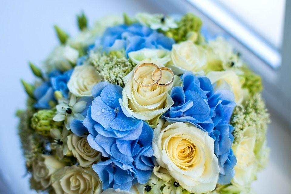 Flores para un aniversario de boda