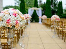 Flores para una boda en junio2