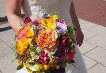Ideas de flores para ramos de novia en primavera