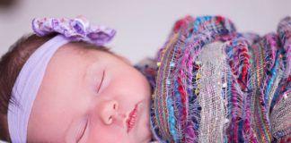 Flores para bendecir el sueño de los bebés