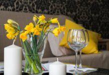 La elección de las flores para decorar el hogar