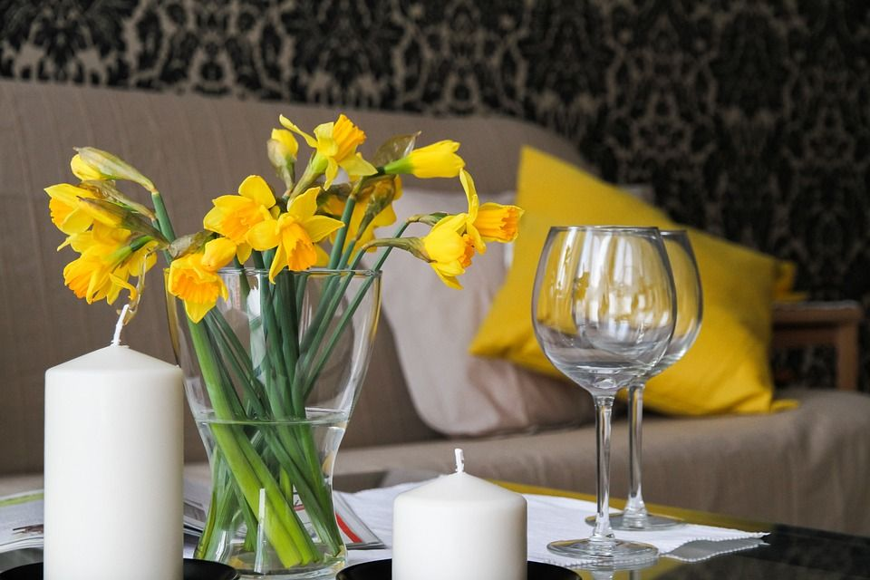 Consejos para escoger las flores para decorar el hogar for Consejos para decorar el hogar