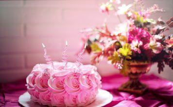 Ramo de flores para cumpleaños