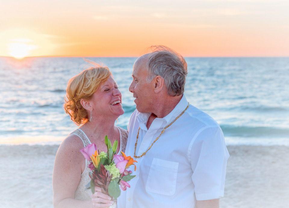 Ramos de novia para boda en la playa