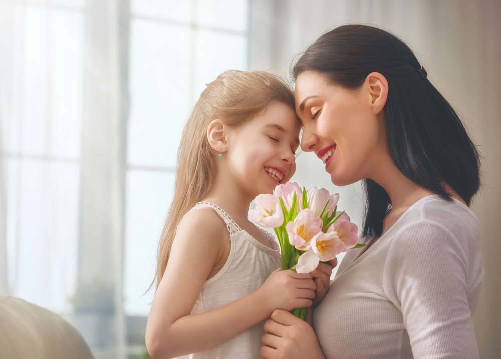 Estas son las mejores flores para regalar a una hija