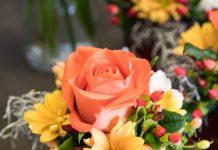 Arreglos de flores para desear buena suerte