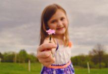 habitacion infantil con flores1