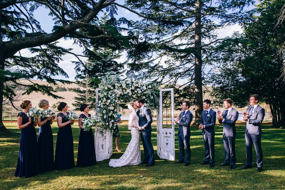 formas de incorporar flores en tu boda
