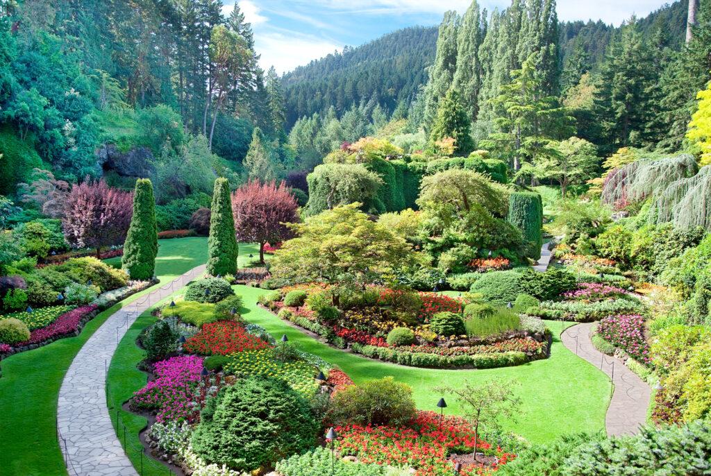Los jardines de rosas más mágicos del mundo
