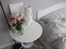 Rosas jarron