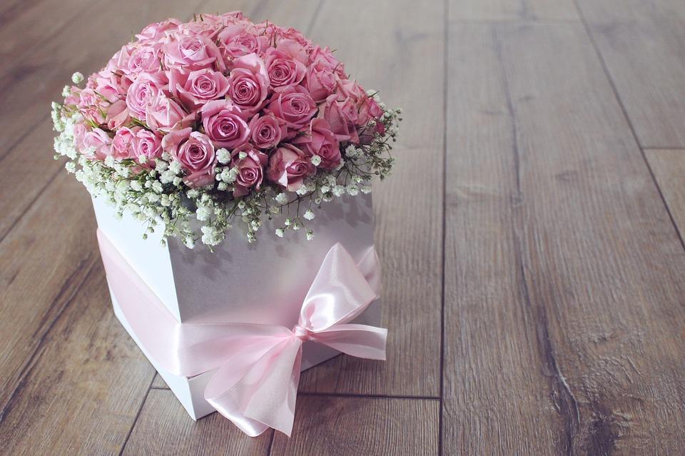 entrega floral
