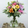 Enviar ramo variado lysa flores