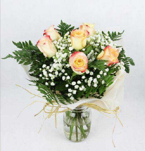 enviar rosas bicolor
