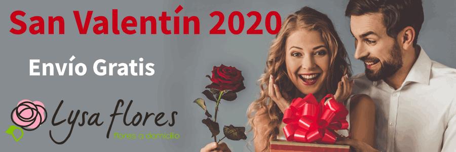 Rosas para enviar san valentin